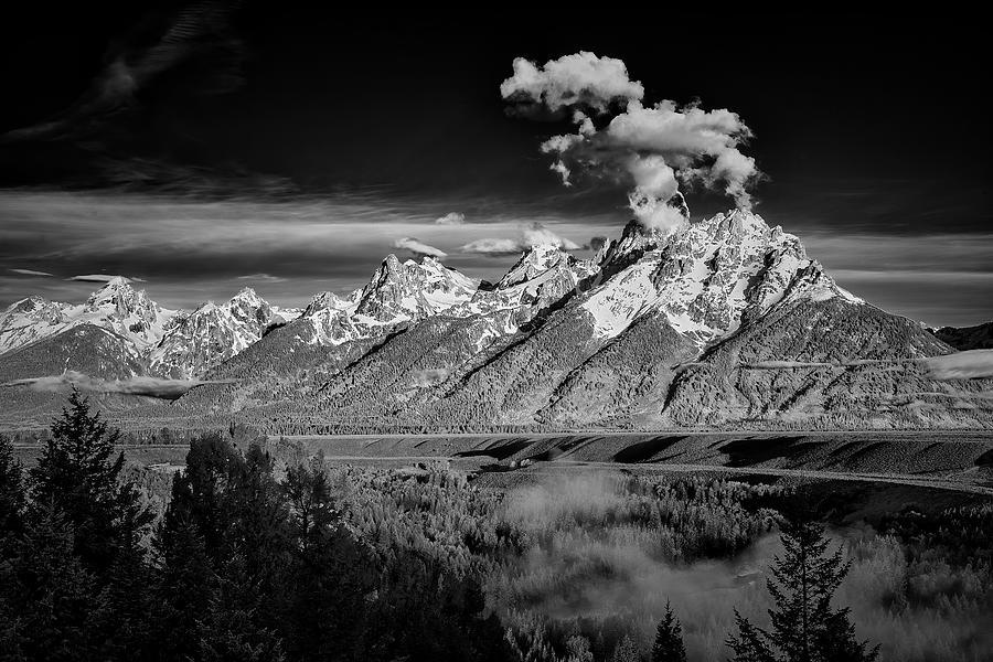 Teton Smoke Stack by Jon Glaser