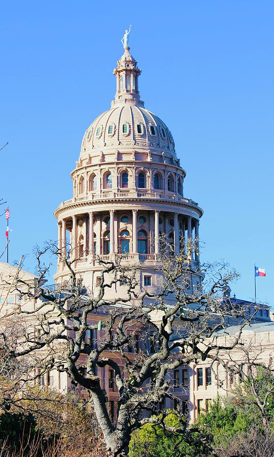 Texas State Capitol #2 Photograph