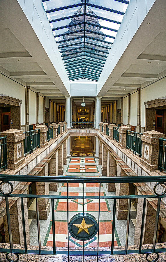 Texas State Capitol Underground Extension by Tim Stanley