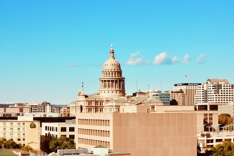 Texas State Capitol Photograph