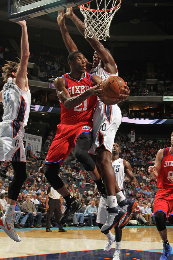 Thaddeus Young Photograph by Brock Williams-smith