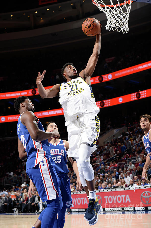Thaddeus Young Photograph by David Dow