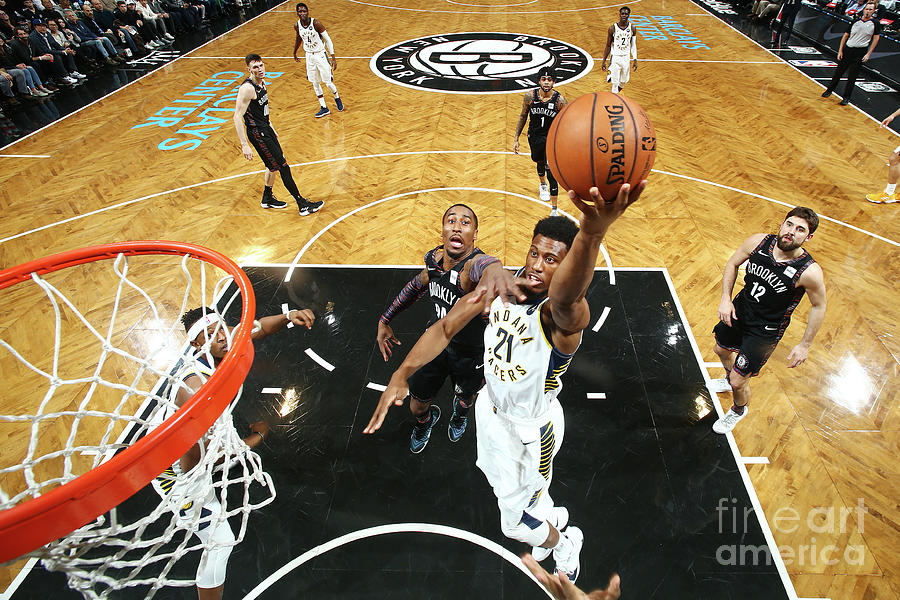 Thaddeus Young Photograph by Nathaniel S. Butler