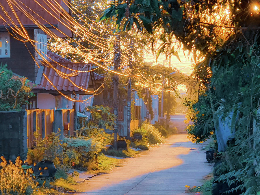 Thailand dawn by Jeremy Holton