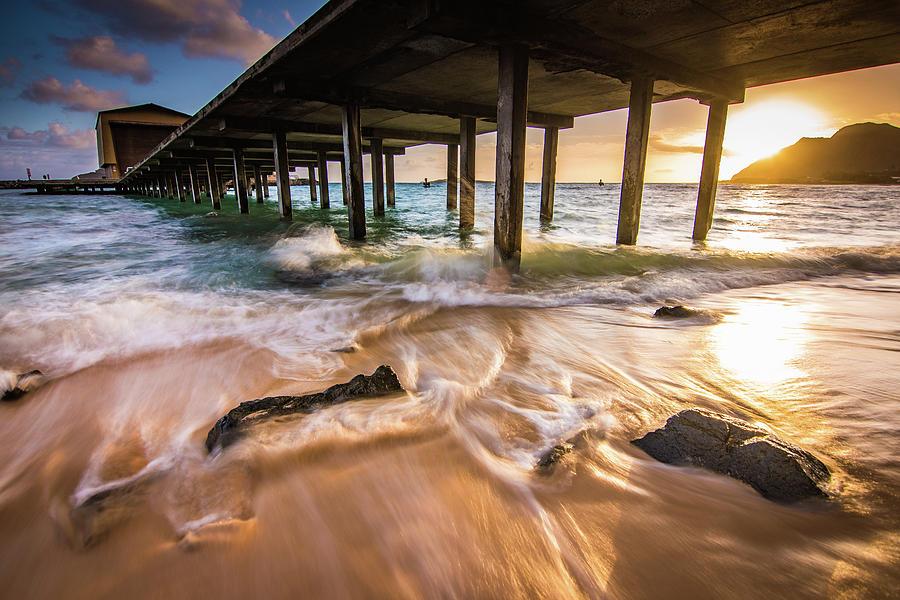 Thanksgiving Sunrise on Oahu by Larkin's Balcony Photography