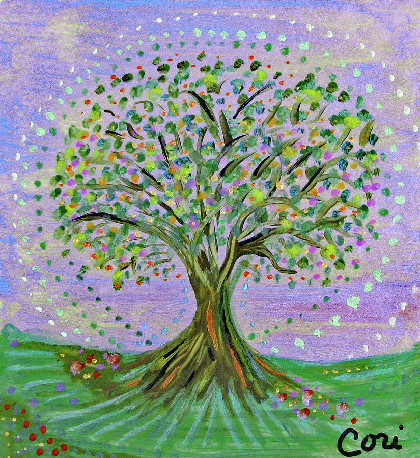 That's a Nice Tree 1015 by Corinne Carroll