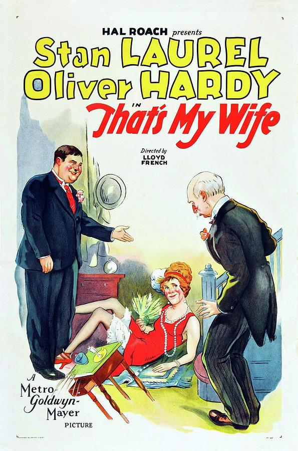 That's My Wife by Metro-Goldwyn-Mayer