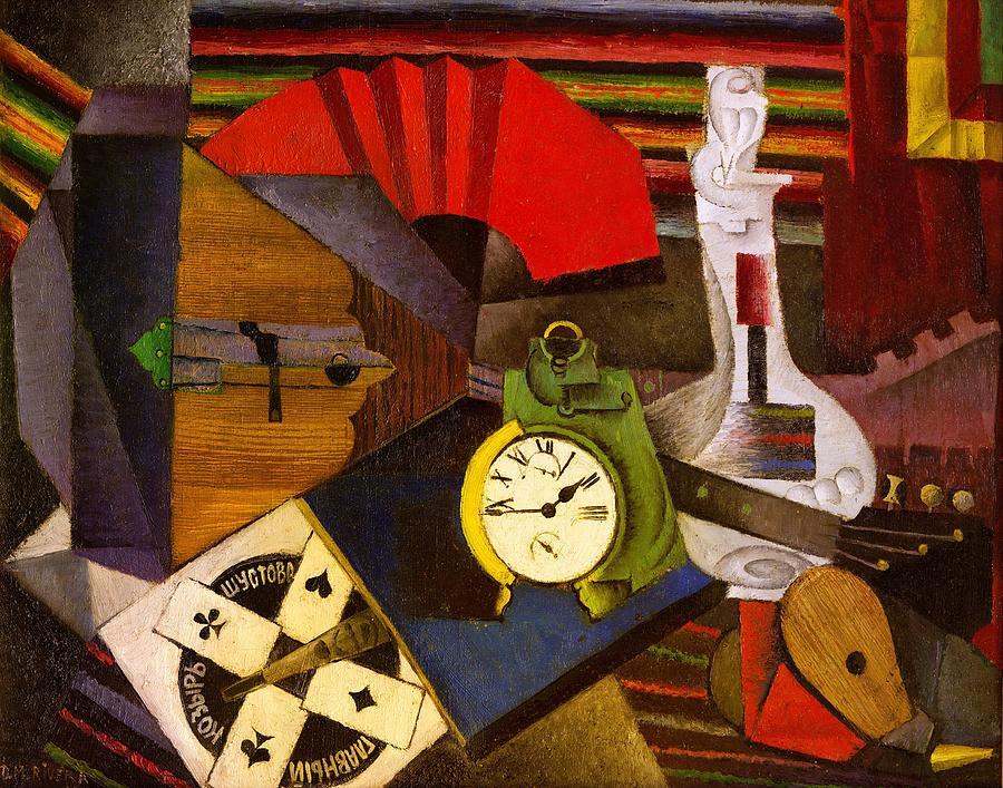 The Alarm Clock Painting