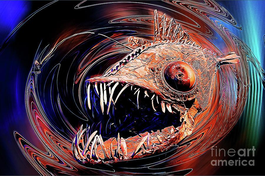 The Anglerfish Photograph