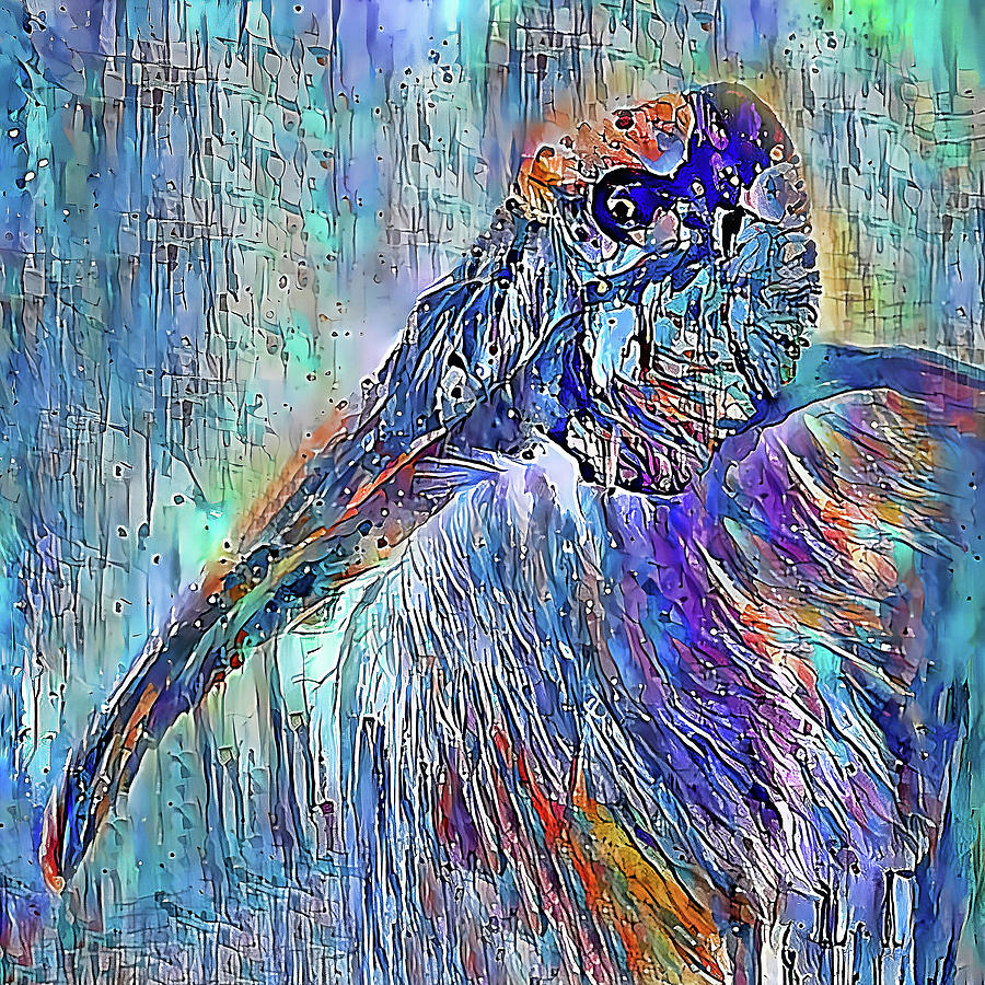 The Artful Woodstork by HH Photography of Florida