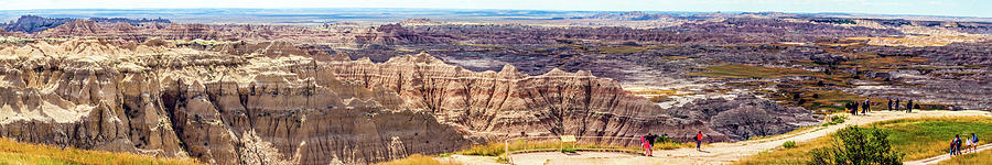 The Badlands Beauty by Stewart Helberg