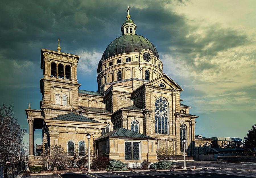 The Basilica Of Saint Josaphat Photograph