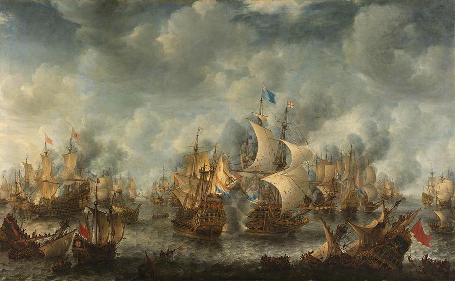 The Battle of Ter Heijde - Jan Abrahamsz Beerstraaten by War Is Hell Store