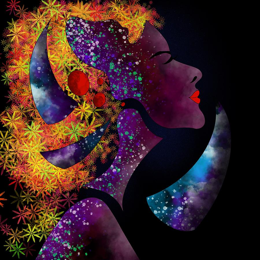 The beauty of the woman 2 by Patricia Piotrak