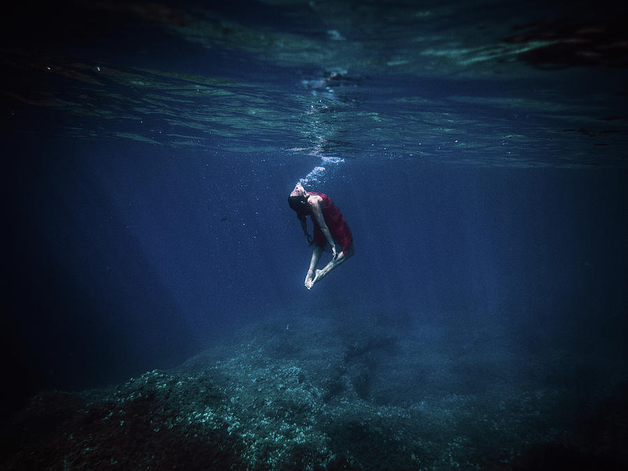 The Big Blue by Gemma Silvestre