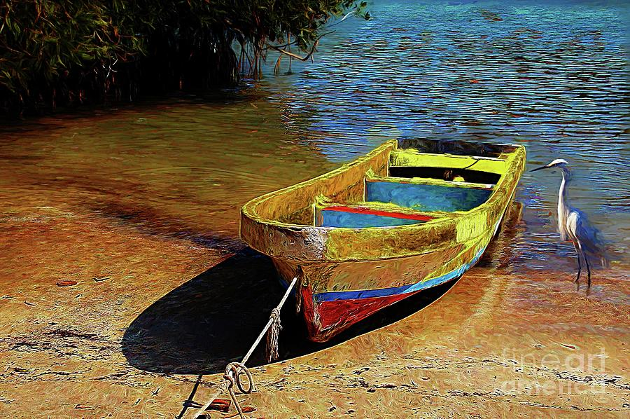 the boat by john kolenberg