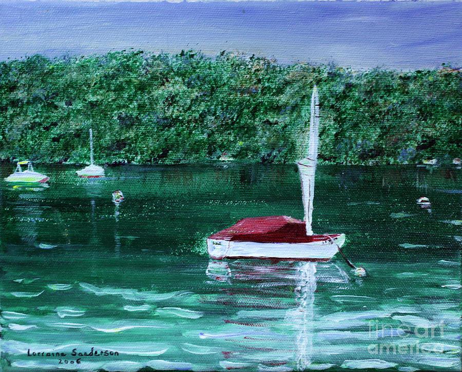 Rest by Lorraine Sanderson