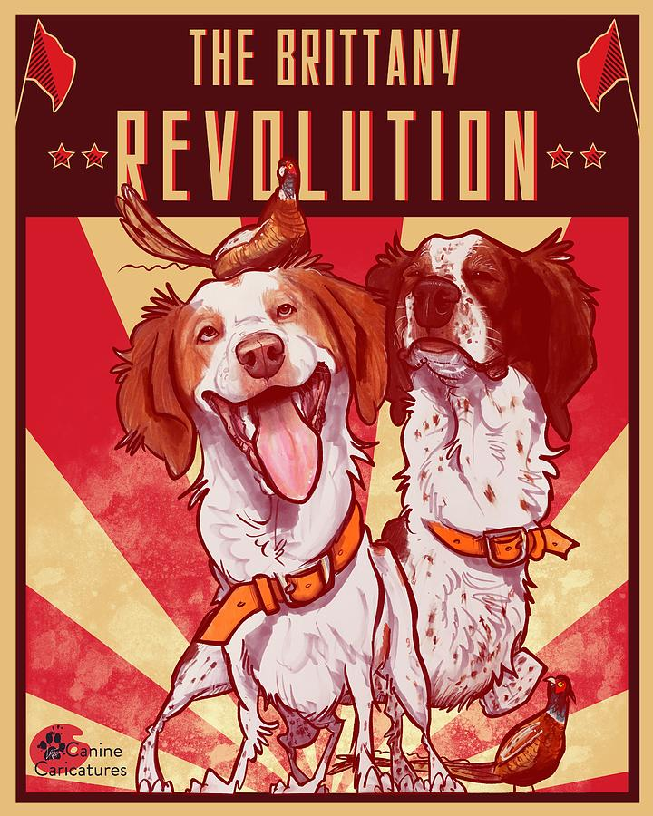 The Brittany Revolution Drawing