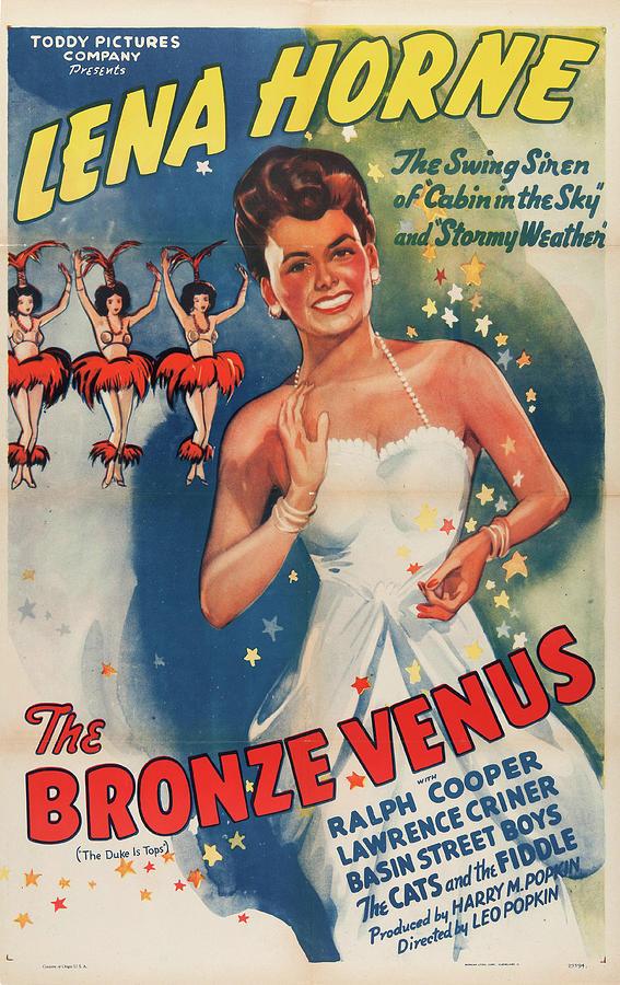the Bronze Venus, 1938 Mixed Media