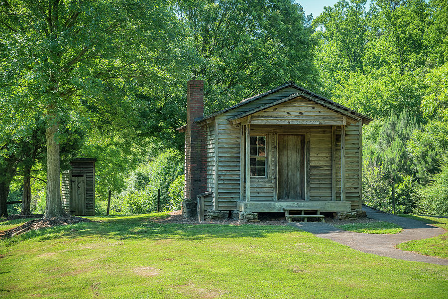 The Cabin In The Woods Photograph By Sandra Burm His 5 track ep wide awake : fine art america