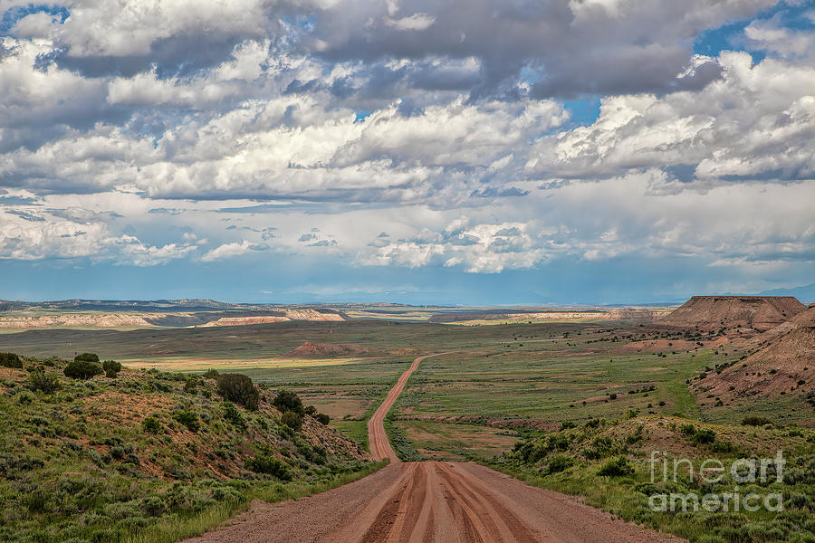The Call of the Open Road by Jim Garrison