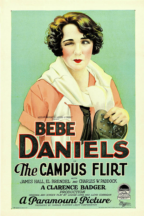 The Campus Flirt by Paramount Pictures