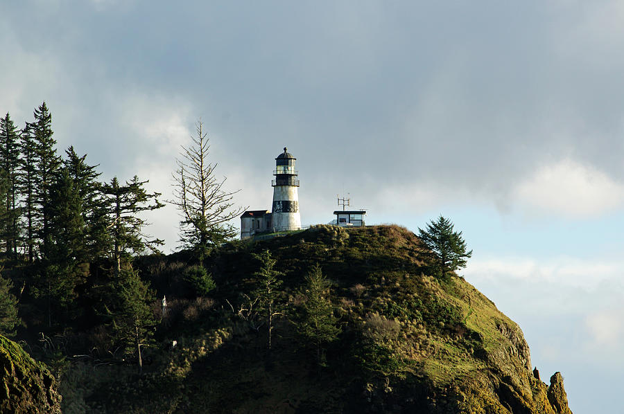 The Cape of Disappointment Lighthouse by Tikvah's Hope