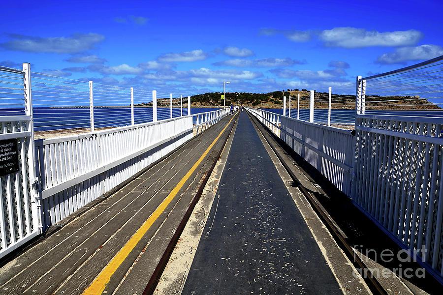 The Causeway, South Australia By Kaye Menner Photograph