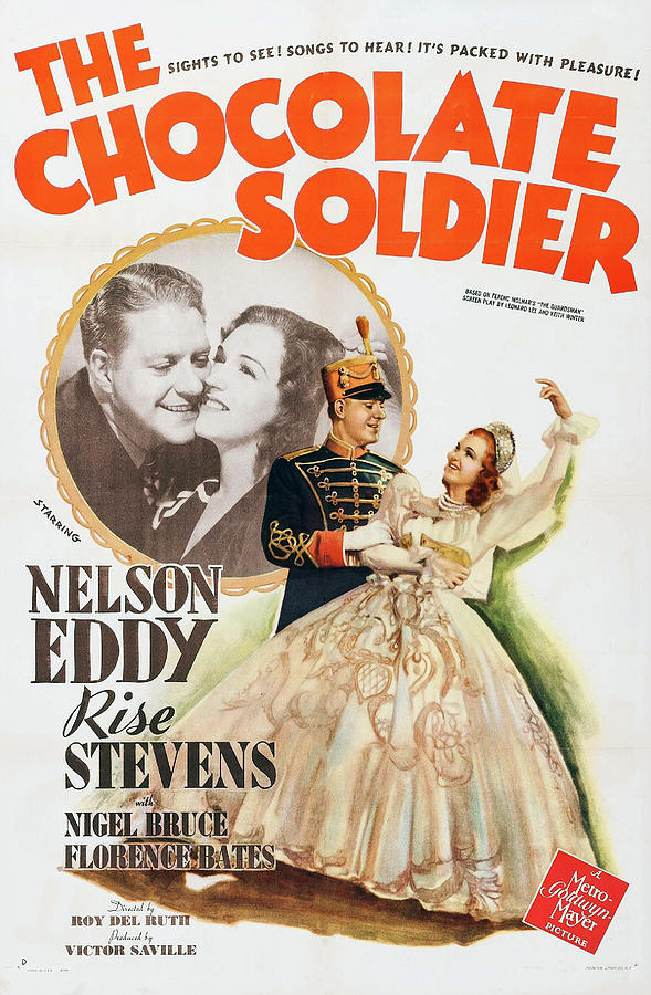 The Chocolate Soldier by Metro-Goldwyn-Mayer