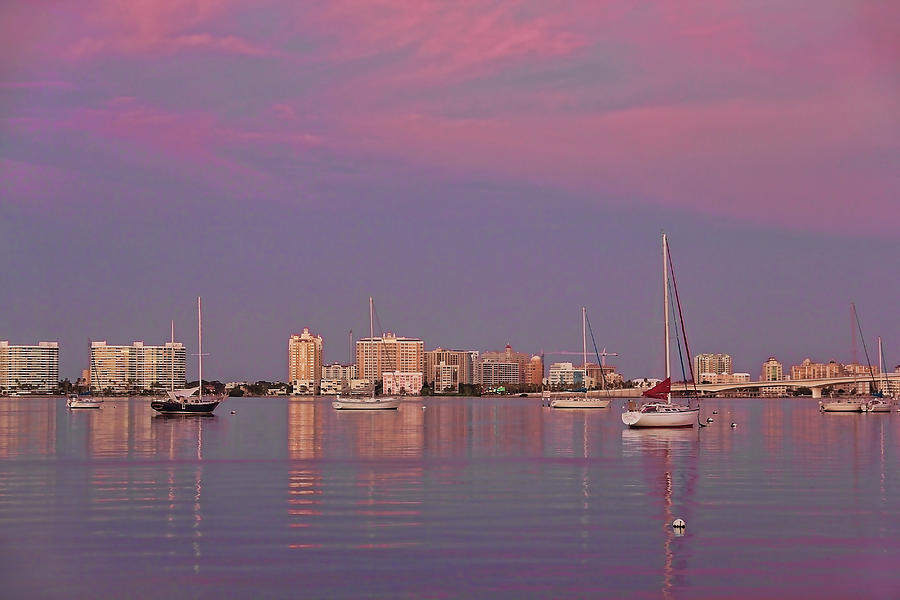 The City On The Bay by HH Photography of Florida