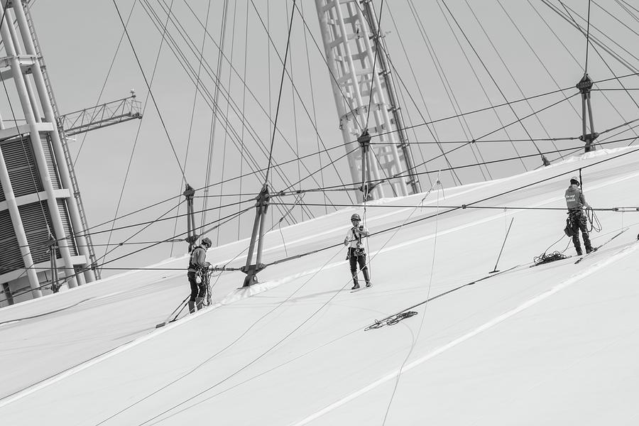 The Climb by Martin Newman