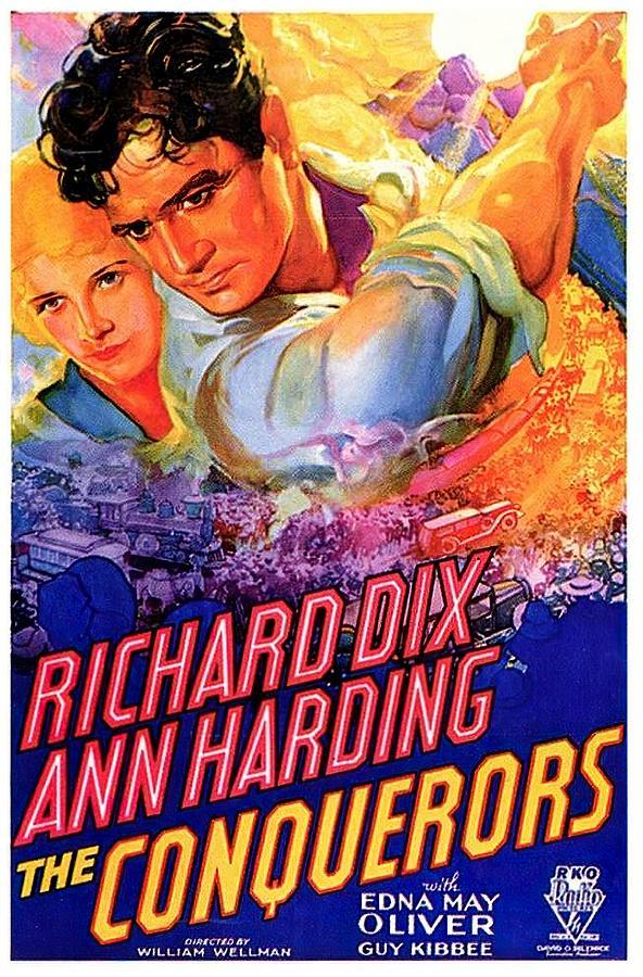 the Conquerors, 1932 Mixed Media