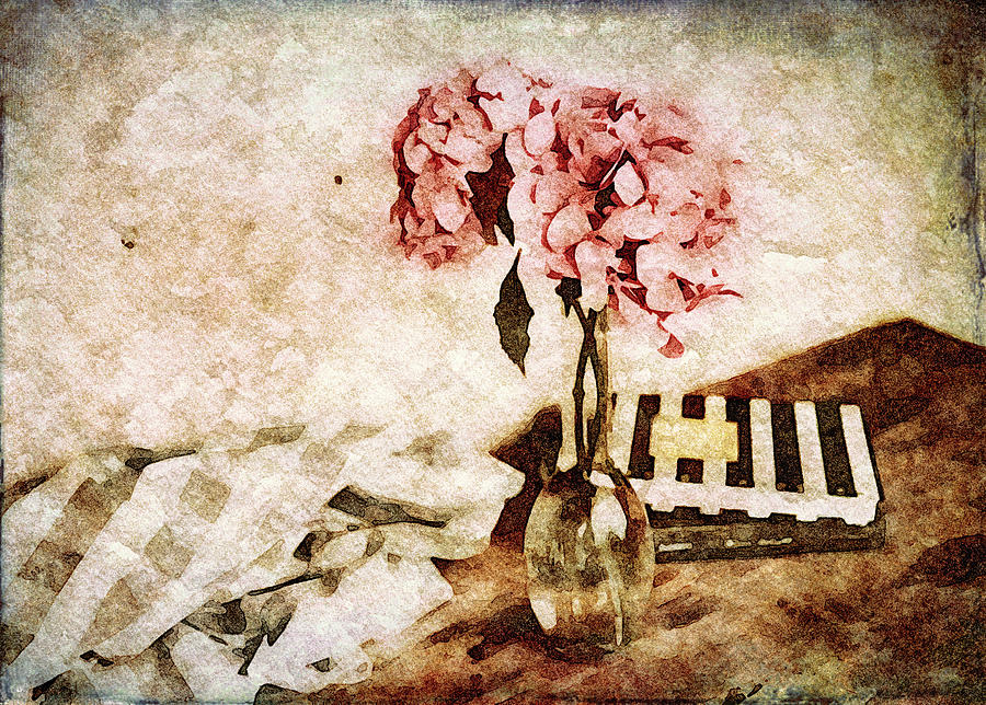 The Country House Digital Art