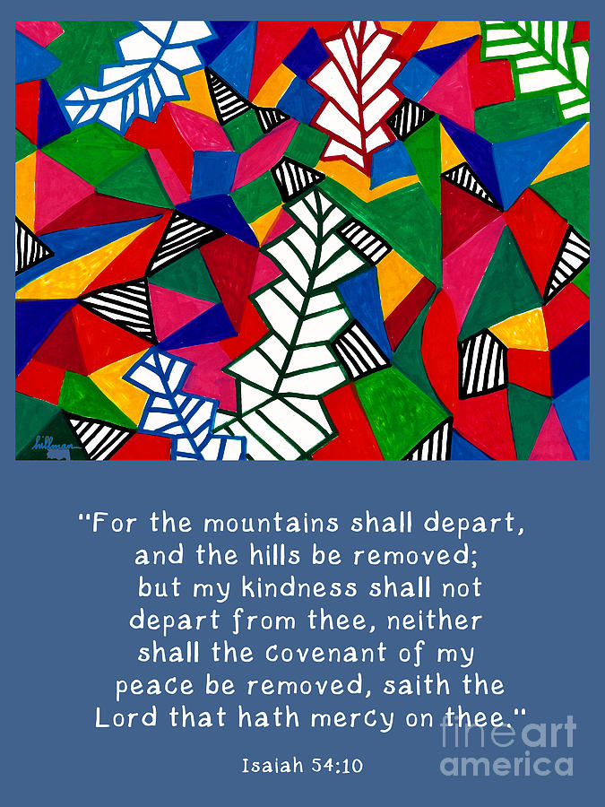 The Covenant of My Peace by A Hillman