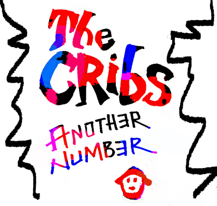 The Cribs 2004 Drawing