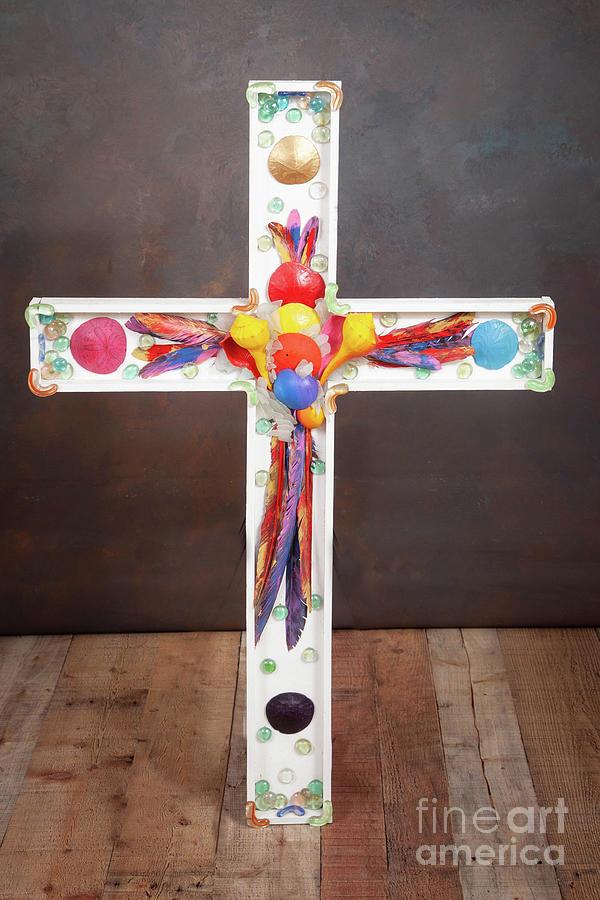 The Cross I Bear Mixed Media