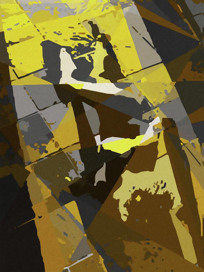 The Crossing Digital Art by David Hansen