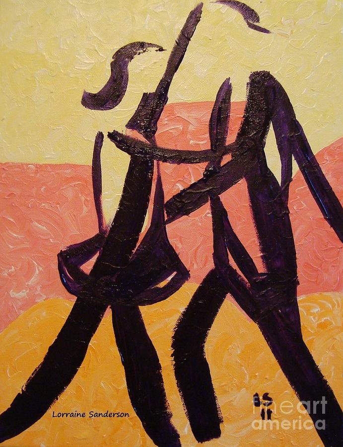 The Dance by Lorraine Sanderson
