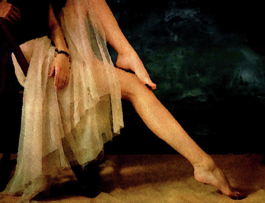 The Dancer Digital Art