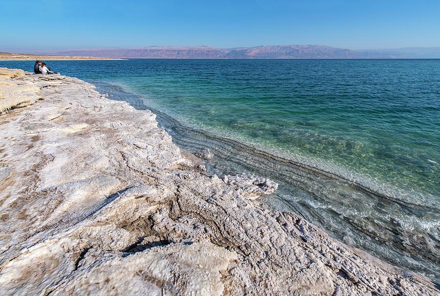 The Dead Sea by Dubi Roman