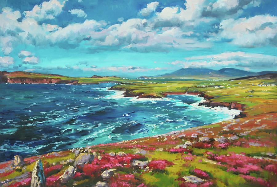 The Dingle Penninsula, Kerry Painting