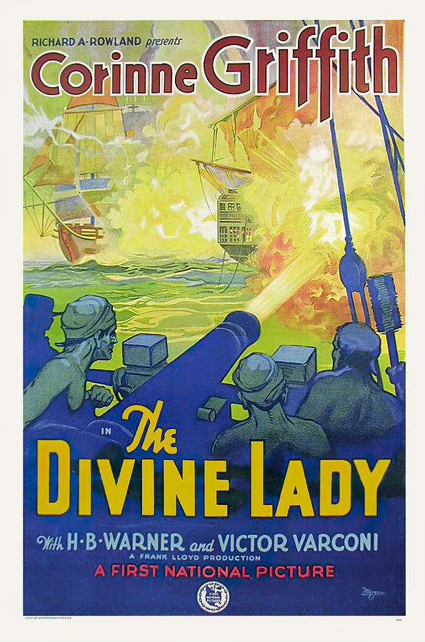 the Divine Lady, With Corinne Griffith, 1929 Mixed Media