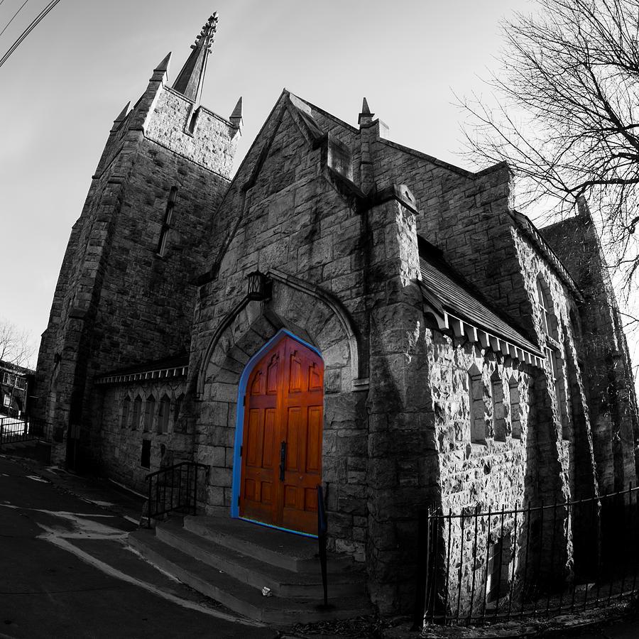 The Door by Tim Beebe