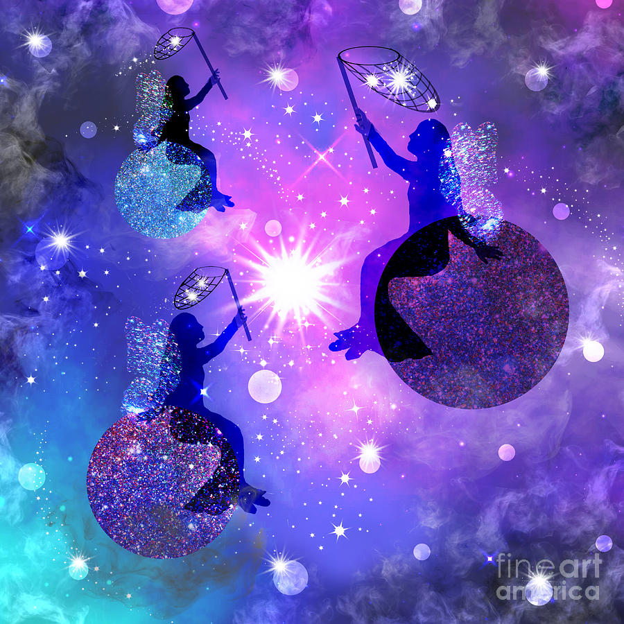 The Dream Catchers Digital Art