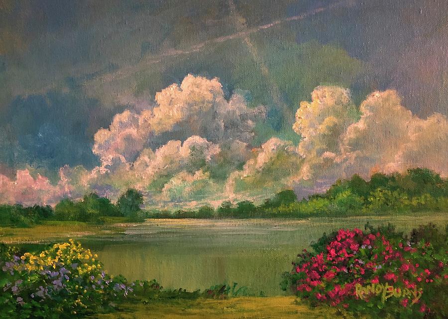 The Effulgent Splendor by Randy Burns