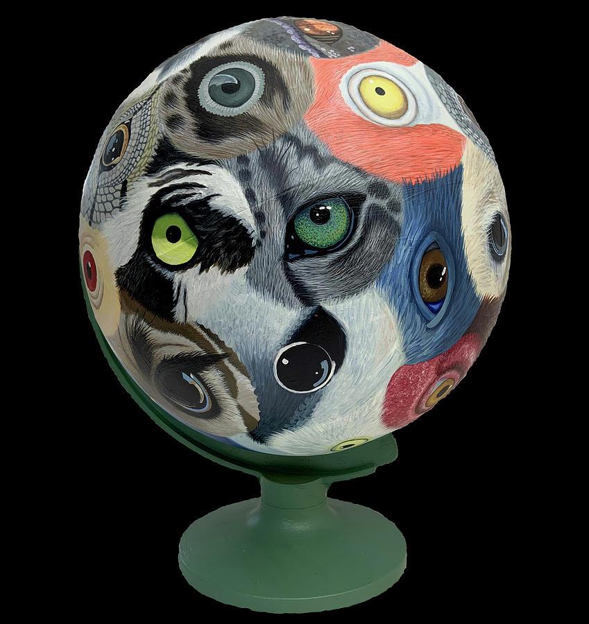 The Eyeball by Amanda Lynne
