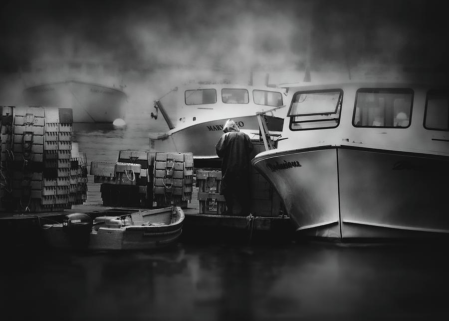 The Fisherman by Bob Orsillo