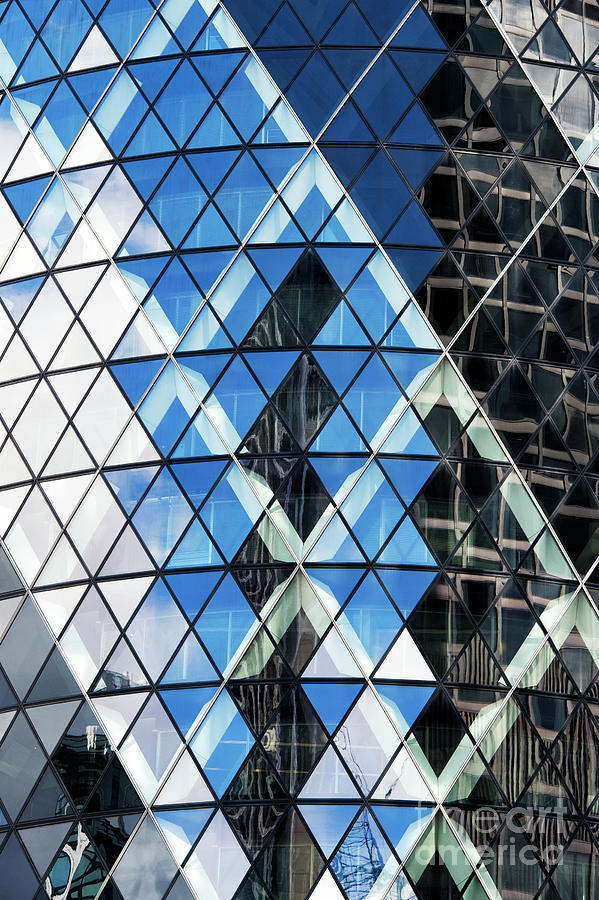 The Gherkin by Tim Gainey
