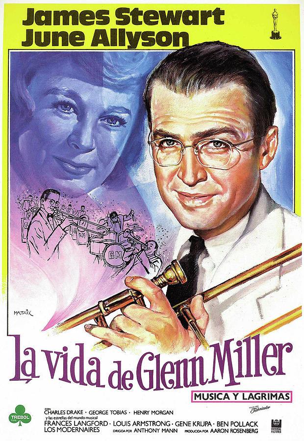 the Glenn Miller Story 1954 Photograph