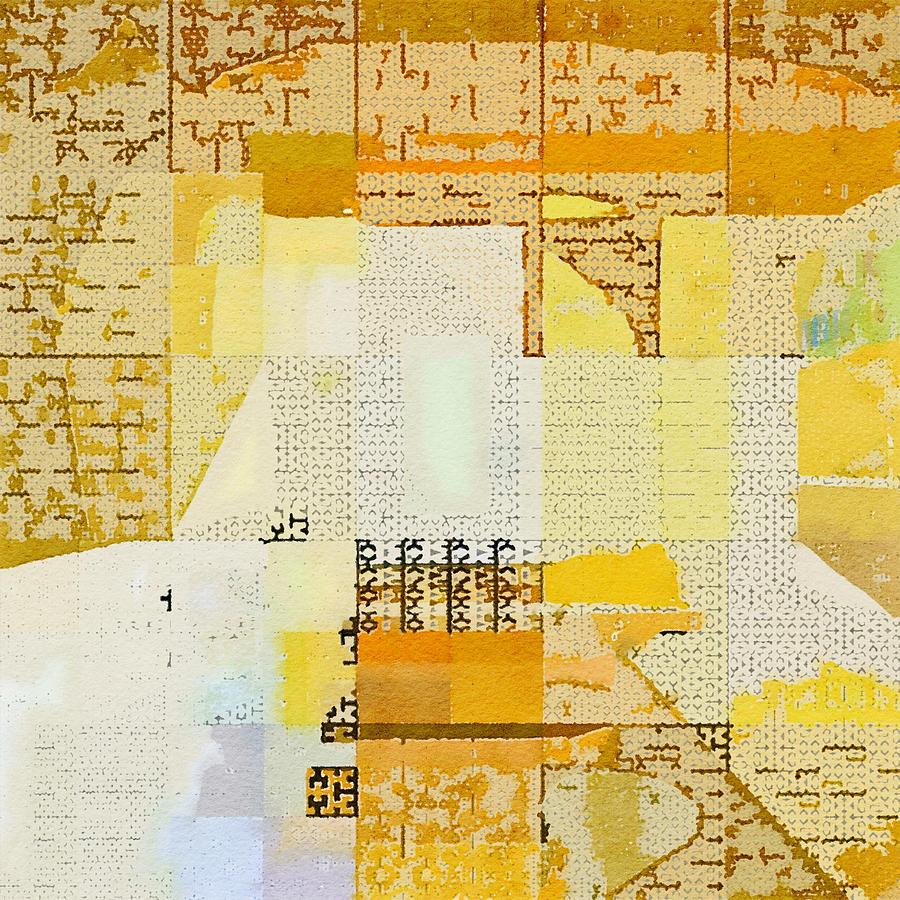 The Golden Hour Digital Art by David Hansen